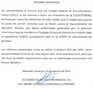 ACS vs Ayuntamiento (Basuron) - 19 agosto 2016