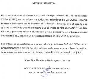 ACS vs El Manantial - 29 agosto 2016